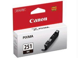 Canon Usa Cli-251 Black Ink Tank - Cartridge - For Canon ...